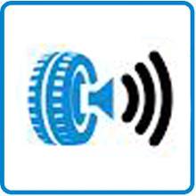 Externe Rollgeräusche PKW Reifen